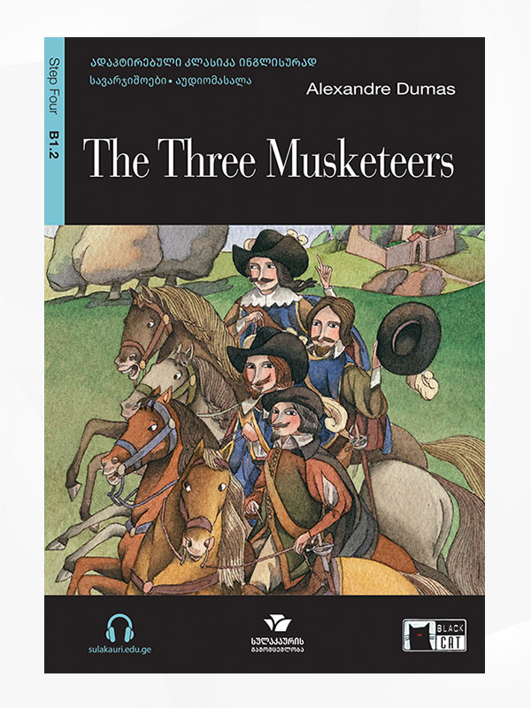 The Three Musketeers / სამი მუშკეტერი