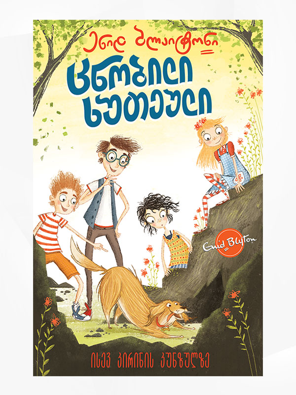 Famous Five - Book #5