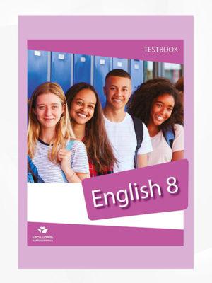 ინგლისური 8 (ტესტების რვეული)